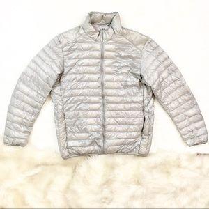 Uniqlo light weight down jacket